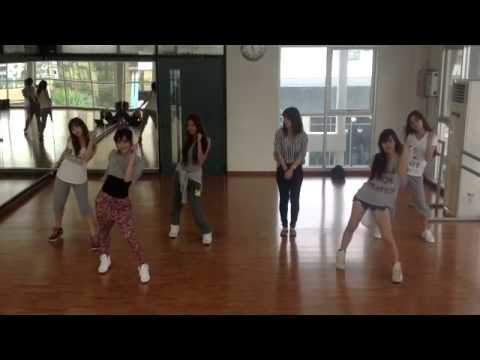 SS Mobile Dance ซ้อม