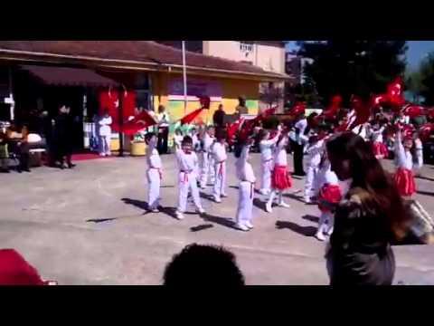 23 Nisan Gösterisi Bursa ataevler Anaokulu