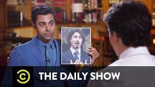 Exclusive - The Daily Show vs. Justin Trudeau: Sorry Not Sorry