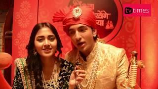 Tejasswi Prakash, Rohit Suchanti along with the cast launch Rishta Likhenge Hum Naya.