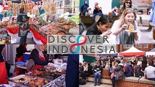 "Bazaar Indonesia di Newcastle Inggris ""Discover Indonesia"" PPI Newcastle UK"