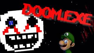 DOOM.EXE (D0OM) - THE RETURN OF AMAZING .EXE GAMES!? [Pixelated Horror Game]