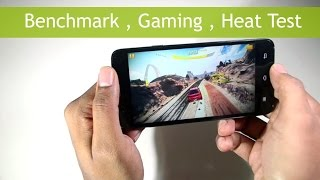 Infocus M530 Benchmark , Gaming , Multitask Review and Heating Test | How is it
