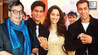 Salman Khan And Madhuri Dixit Were Supposed To Do PARDES With Shah Rukh Khan?