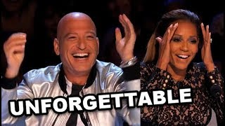 5 UNFORGETTABLE, FUNNY, AMAZING AUDITIONS Got Talent X FACTOR