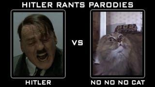 Hitler Vs No No No Cat