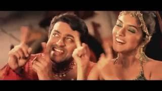 Rangola - Ghajini | Tamil Video Song 1080p HD | Harris Jayaraj