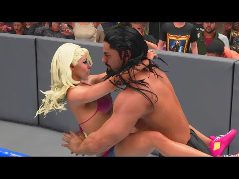 Xxx Mp4 I MADE LOVE TO ALEXA BLISS IN WWE 2K17 MURPHY IS MAD 3gp Sex