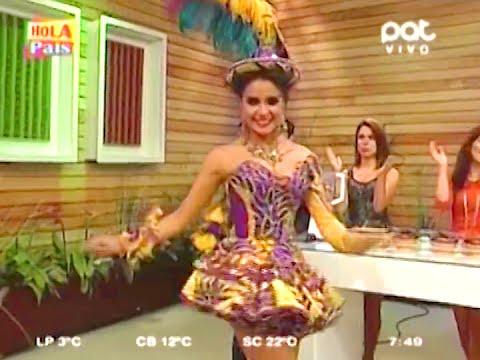 Xxx Mp4 Paola Sanchez Baila Morenada Con El Traje Que Lució En El Carnaval De Oruro 3gp Sex