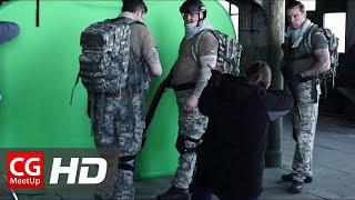 "CGI VFX Breakdown HD: ""Making of Zombie Gunship Survival"" by Realtimeuk"