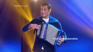 Alejandro Palacio cantó Alicia adorada de J. Polo V. – LVK Col – Especial Gracias Col – Cap 41 – T2