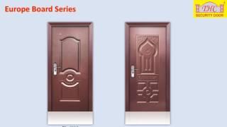 Bangladesh Security Door