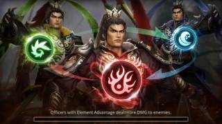 [Dinasty Warriors - Unleashed] DW Android/IOS Gameplay New Released APK