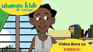 Kibena Mjanja! | Video Bora za Ubongo Kids | Katuni za Kiswahili