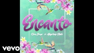Don Omar - Encanto (Audio) ft. Sharlene Taulé