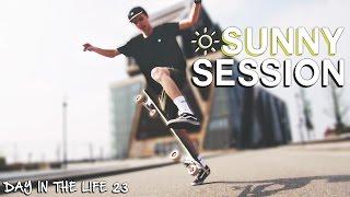 HASSELT ROUTINE | Longboard Dance x Freestyle DITL 23