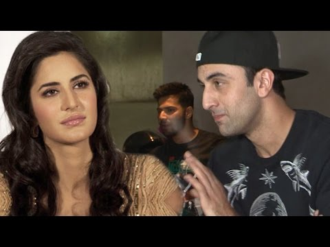 Ranbir Kapoor OPENLY talks about ex girlfriend Katrina Kaif   VIDEO
