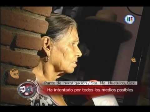 Extranormal La Leyenda de la Llorona Huatulco Oaxaca 7 feb 2010 1ra parte