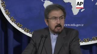 Iran urge Qatar, SArabia to resolve differences