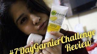 Review : #7DayGarnierChallenge + Claim your FREE SAMPLES!*