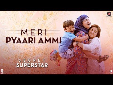 Xxx Mp4 Meri Pyaari Ammi Secret Superstar Zaira Wasim Aamir Khan Amit Trivedi Kausar Meghna 3gp Sex