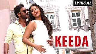 Keeda (Full Lyrical Song) | Action Jackson | Ajay Devgn & Sonakshi Sinha