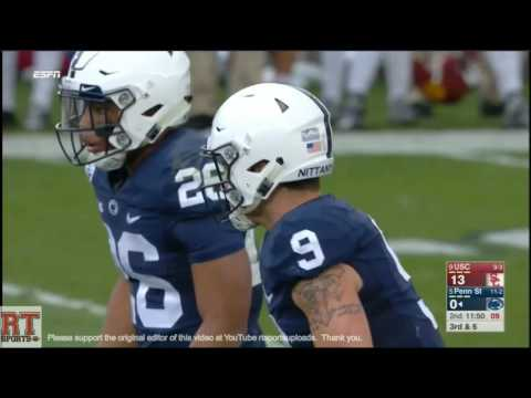 Rose Bowl USC Trojans vs Penn State Nittany Lions in 30 Minutes 1 2 17
