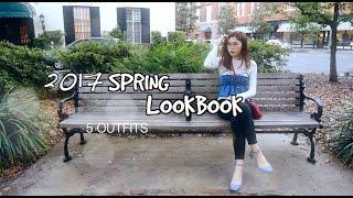肩宽星人的5套春季穿搭,百搭单品Spring Lookbook|5 Outfits (内含zara春季新品美衣)