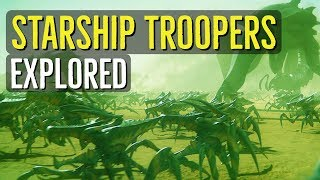 Starship Troopers (1997) Explored