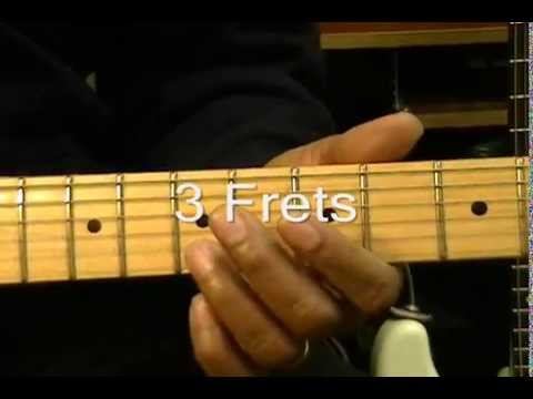 How To Play An Electric Guitar Solo Without Even THINKING About Scales 1 Am YouTube
