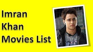 Imran Khan Movies List