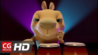 "CGI Animated Short Film ""Salsa Dream Short Film"" by Peppe Russo"