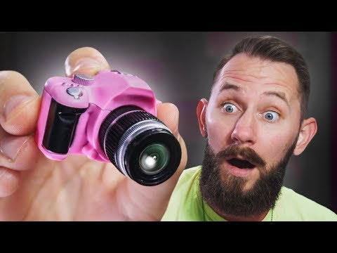 10 of the World s Smallest Working Products