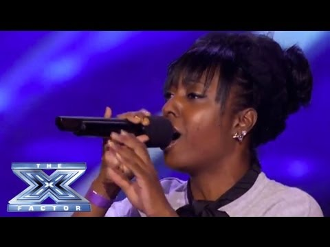 Ashly Williams Emotional I Will Always Love You Prompts Tears THE X FACTOR USA 2013