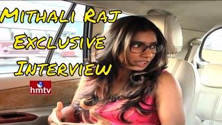 Mithali Raj Exclusive Interview | Indian Women's Cricket Team Captain | HMTV