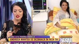 Andreea Mantea: