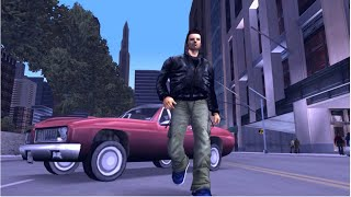 Grand theft auto (GTA) 3 Android gameplay