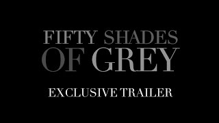 Fifty Shades Of Grey - Official Teaser Trailer (HD)