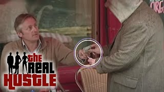 Real Life Scam: Homeless Man | The Real Hustle