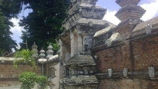 Mataram King Cemetery Kotagede Yogyakarta