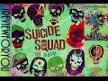 Download Video Download SUICIDE SQUAD SONGS REMIX ! XD (Heathens+Sucker for pain+purple Lamborghini!) 3GP MP4 FLV