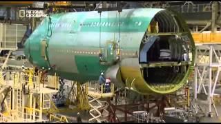 Mega Fabriken   Boeing 747 produktion Doku Deutsch National Geographic