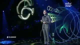 حازم شريف - اه يا حلو - مع تعليق اللجنة - Arab Idol