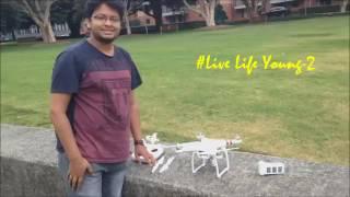 বাংলাদেশে ড্রোন ক্যামেরা! (Drone Camera in Bangladesh