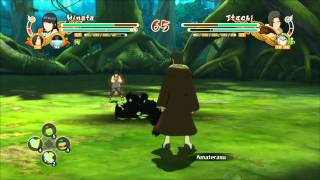 Naruto Storom 3 Guide Defeat all enemy support characters