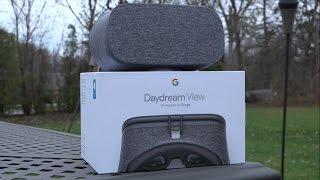 Google Daydream View Unboxing! Pixel vs. Pixel XL