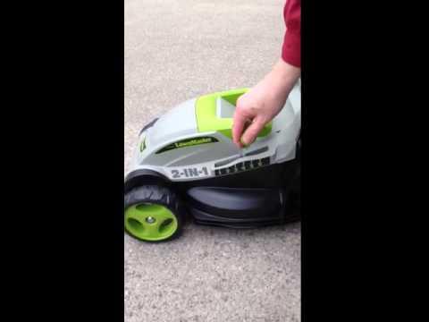 Lawn Master 15 inch