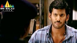 Bhayya Movie Vishal Love Scenes | Vishal, Priyamani | Sri Balaji Video