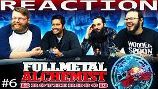 Fullmetal Alchemist: Brotherhood Episode 6 REACTION!!