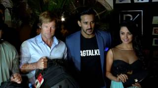 Divyanka Tripathi, Rannvijay Singh, Jay Bhanushali AT Anita Hassanandani's BAG TALK Launch Event